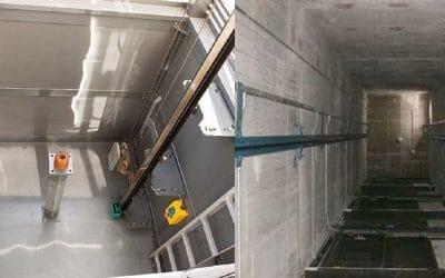 08 sai lầm nghiêm trọng khi thiết kế xây dựng hố thang máy